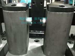 发动机缸体夹具缸孔涨紧定位
