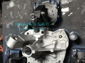 夹具压板压头的两种材质铁制和铜质