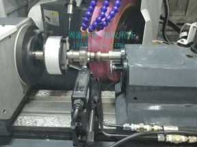 轴类零件磨销设备