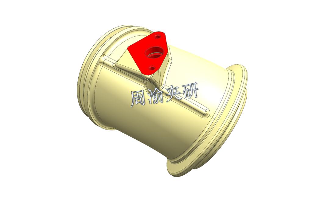 [夹具案例分享]弯管液压夹具实例  第3张