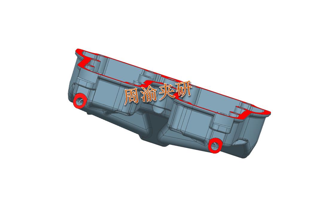 [案例分享]壳体夹具案例分享  液压夹具 立加夹具 多工位夹具 第3张