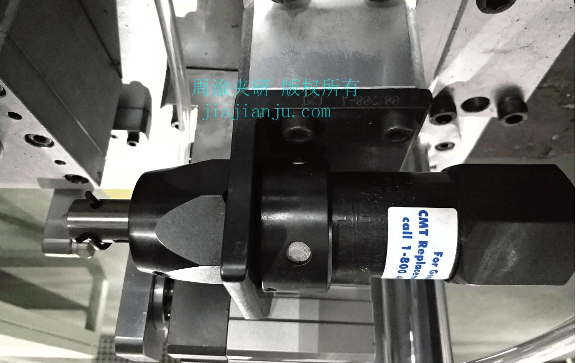 冲击气缸打标打印记生产线标识  气动元器件 第2张
