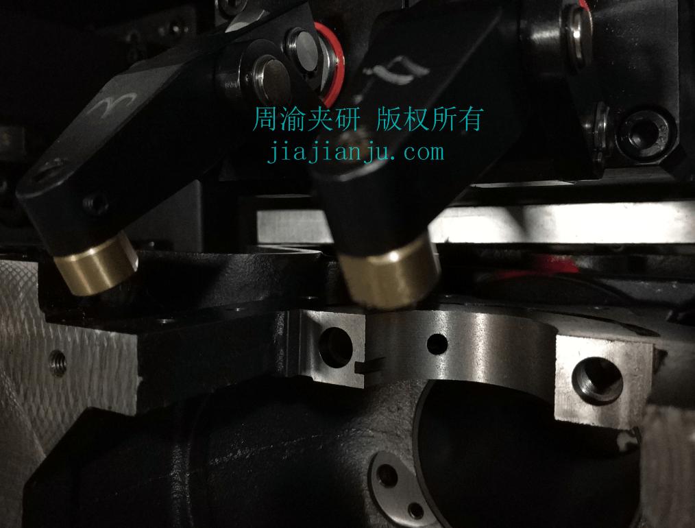 夹具压板压头的两种材质铁制和铜质  夹具知识 第2张