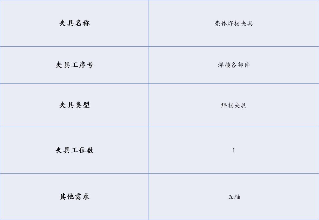 [案例分享]壳体焊接夹具  焊接夹具 五轴夹具 第1张