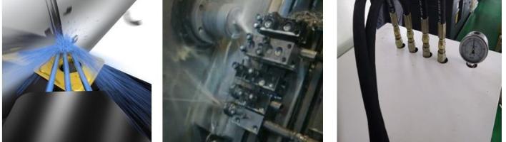 [自动化夹具案例分享]电子烟五金配件加工车床  自动化生产线 自动化夹具 自动上下料 第8张