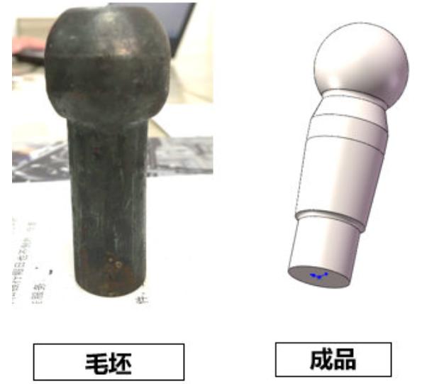 [自动化夹具案例分享]球销/球头加工车床机械手  自动化生产线 自动化夹具 自动上下料 第3张
