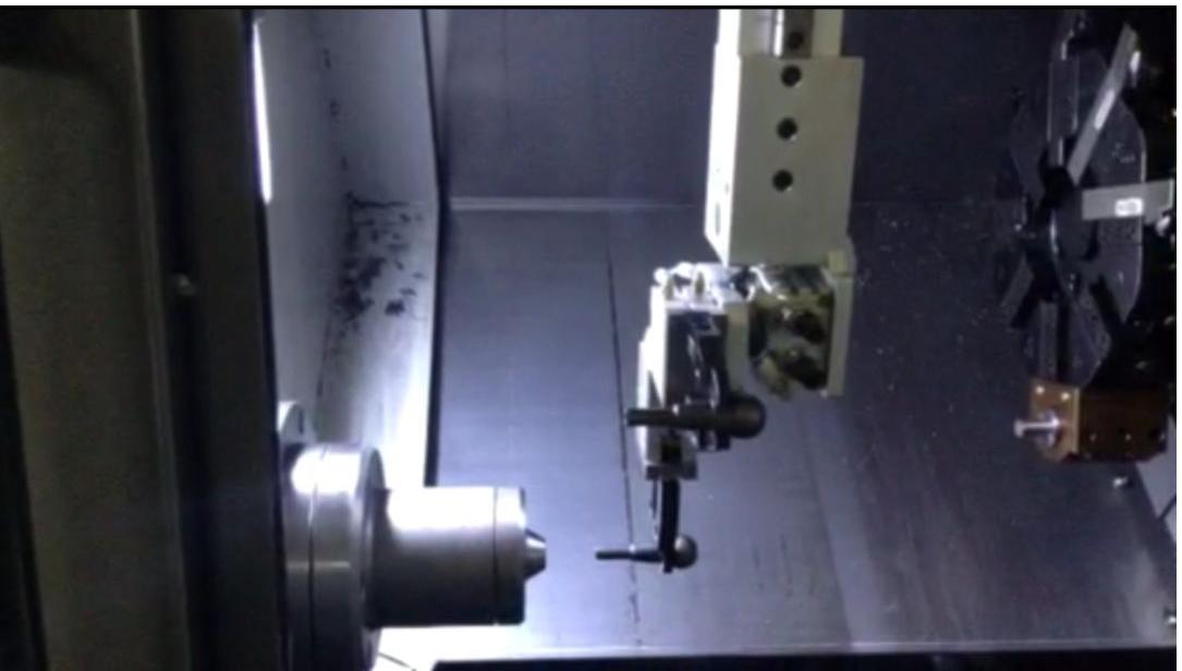 [自动化夹具案例分享]球销/球头加工车床机械手  自动化生产线 自动化夹具 自动上下料 第10张