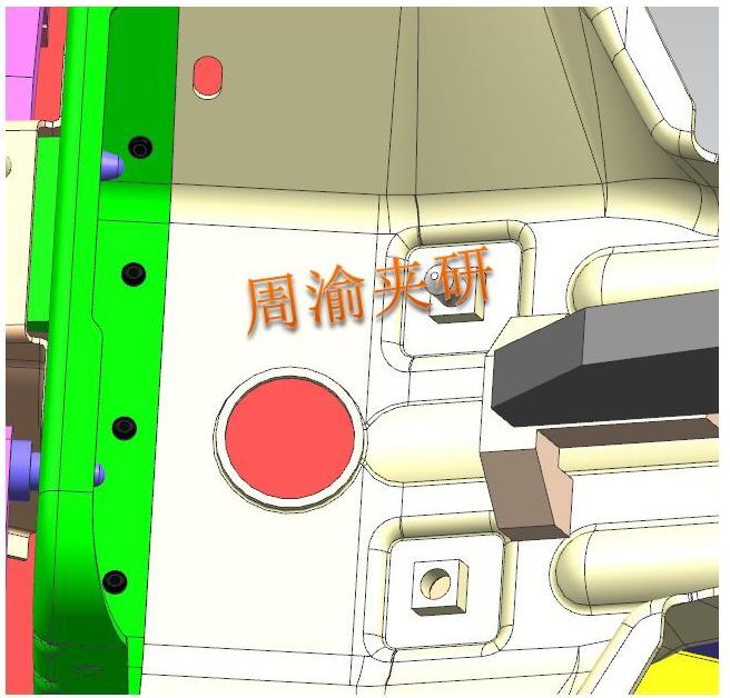 [夹具案例]壳体焊接夹具  焊接夹具 车门焊接 第3张