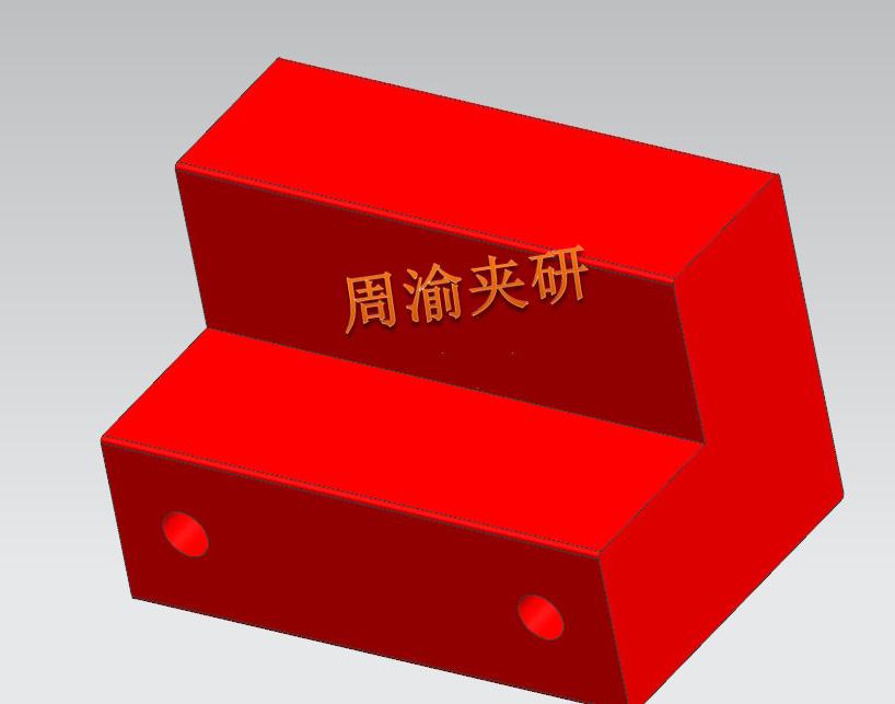 [夹具案例]多工位四轴手动夹具  四轴夹具 手动夹具 第2张