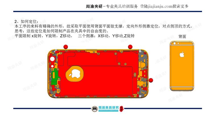 夹具设计视频教程-IPHONE后壳气动夹具  视频教程 第6张