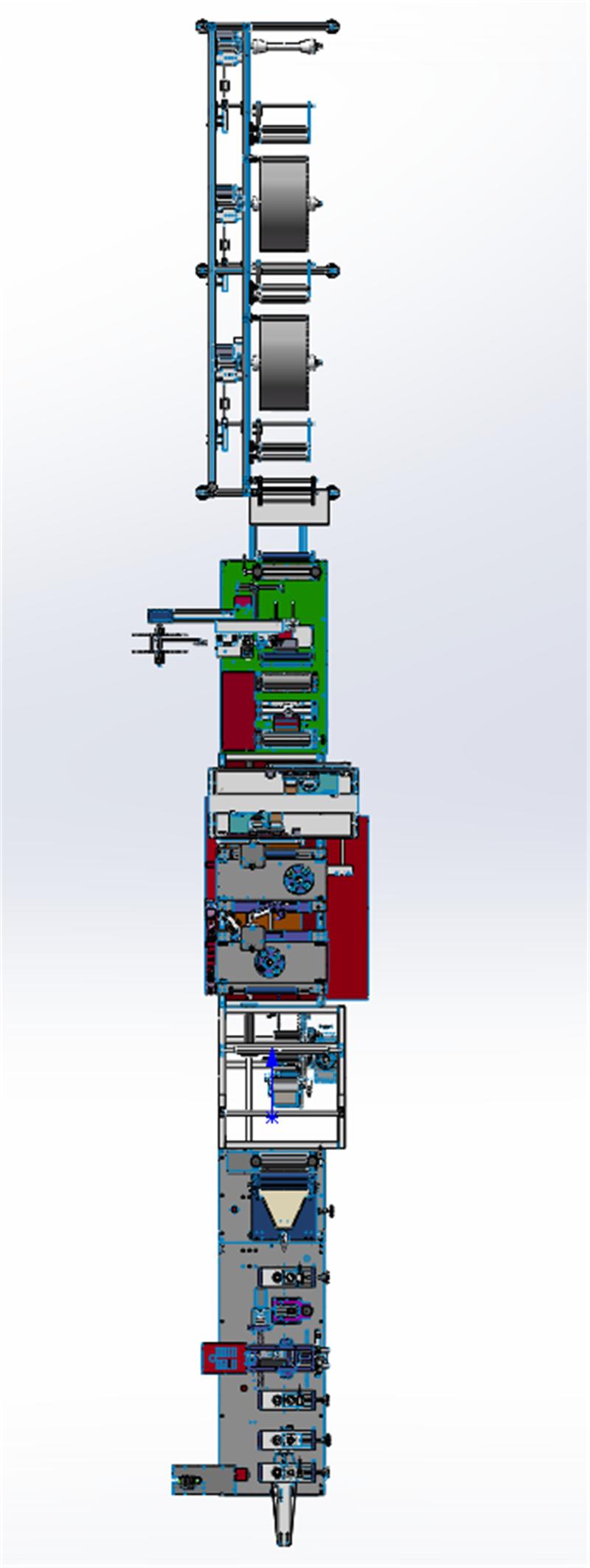 秒送口罩机图纸免费下载-百度网盘下载永久有效_3M_KN95口罩机  新冠防疫口罩 第2张